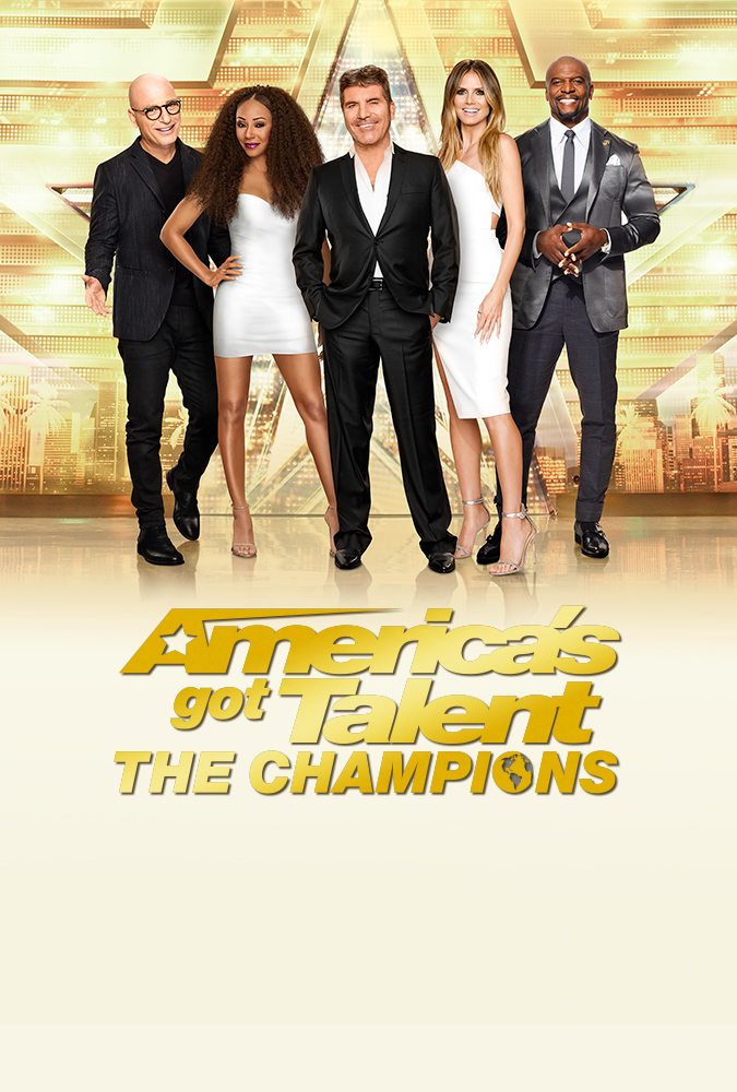 Watch Movie America's Got Talent: The Champions - Season 1