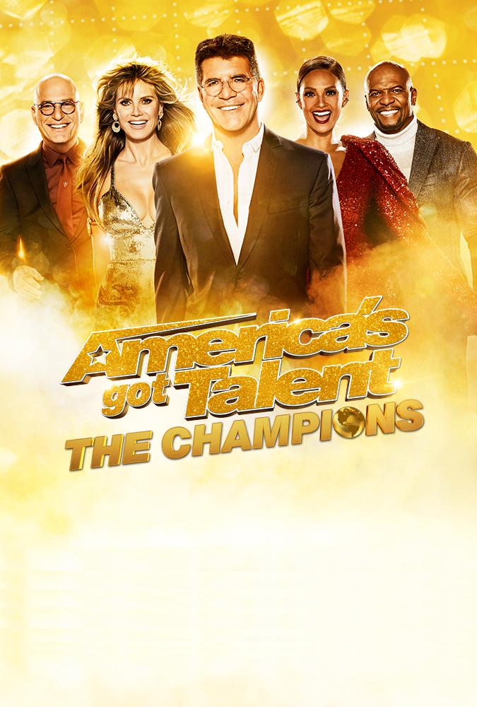 Watch Movie America's Got Talent: The Champions - Season 2