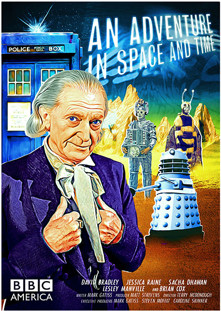 Watch Movie An Adventure in Space and Time