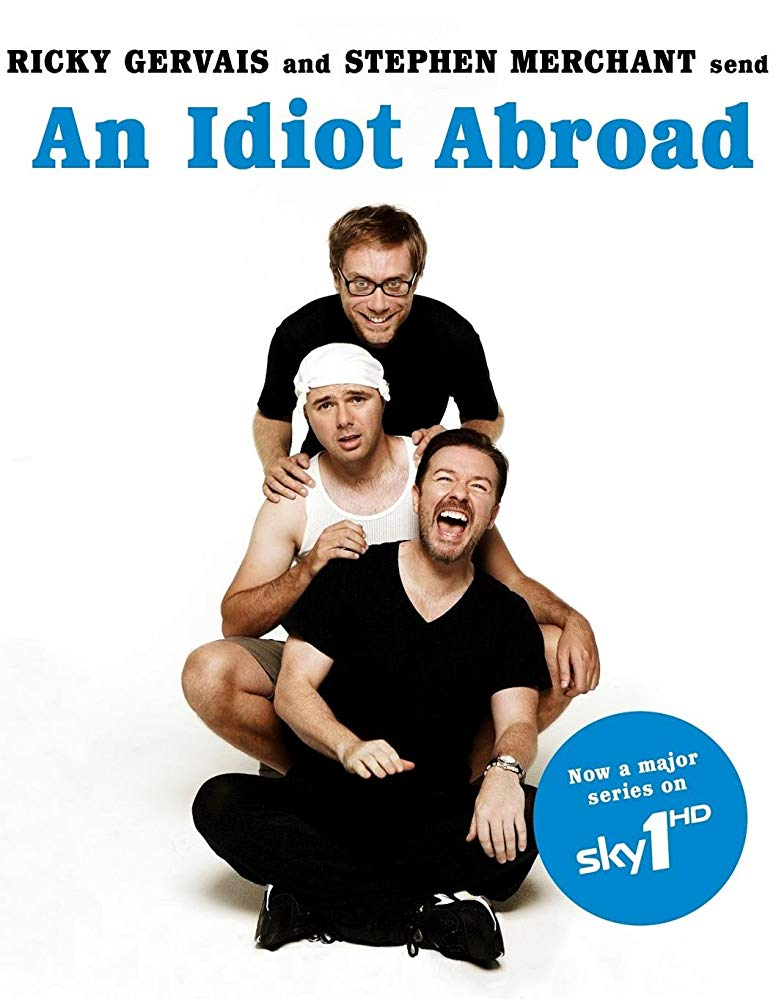 Watch Movie An Idiot Abroad - Season 1