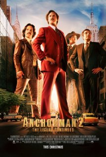 Watch Movie Anchorman 2: The Legend Continues