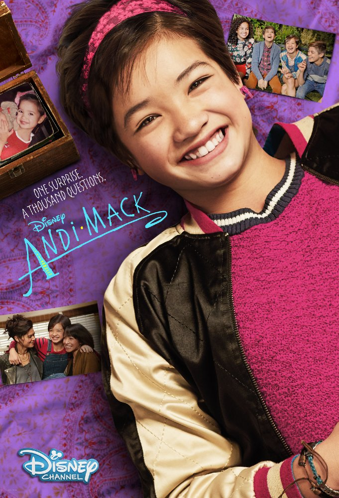 Watch Movie Andi Mack - Season 2