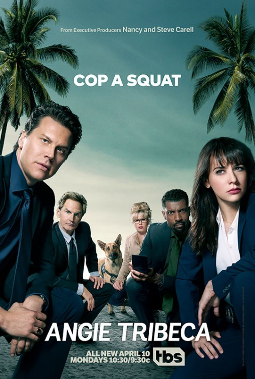 Watch Movie Angie Tribeca - Season 3