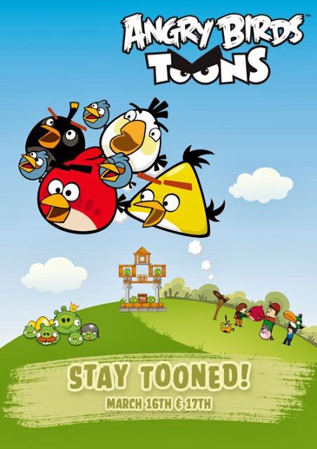 Watch Movie Angry Birds Toons - Season 1