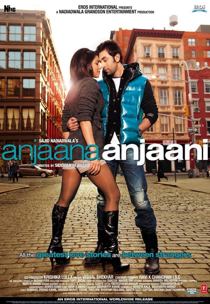 Watch Movie Anjaana Anjaani