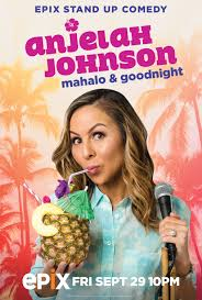 Watch Movie Anjelah Johnson: Mahalo & Good Night