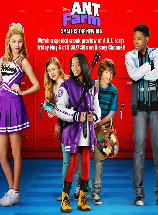 Watch Movie A.N.T. Farm - Season 2