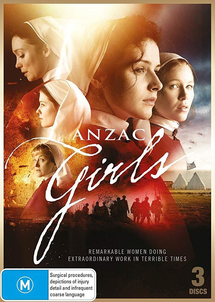 Watch Movie ANZAC Girls - Season 1