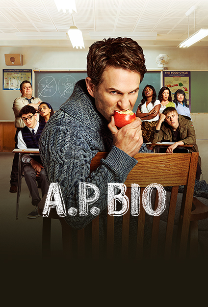 Watch Movie A.P. BIO - Season 1