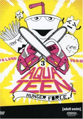 Watch Movie Aqua Teen Hunger Force - Season 1