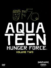 Watch Movie Aqua Teen Hunger Force - Season 2