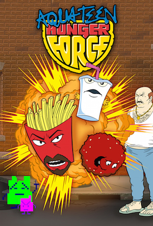 Watch Movie Aqua Teen Hunger Force - Season 4