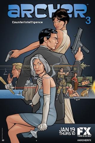Watch Movie Archer - Season 3