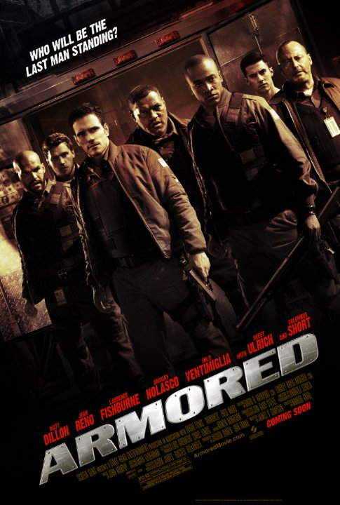 Watch Movie Armored