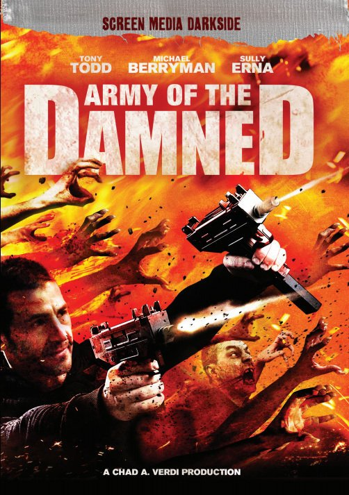Watch Movie Army of the Damned 2014