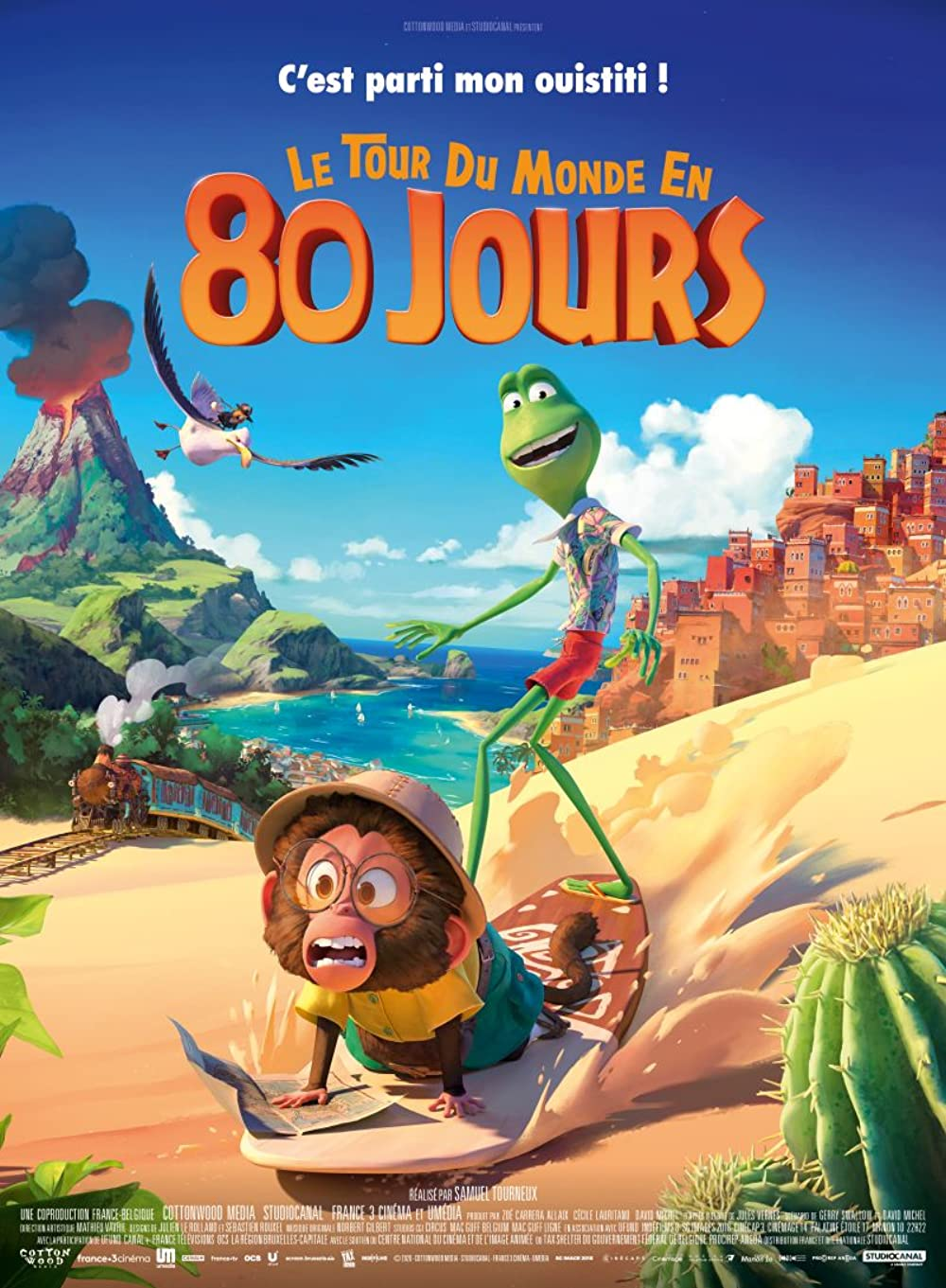 Watch Movie Around The World In 80 Days