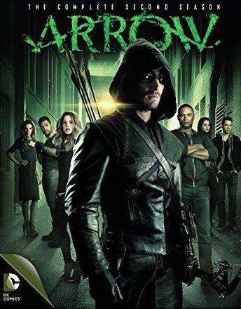 Watch Movie Arrow - Season 2