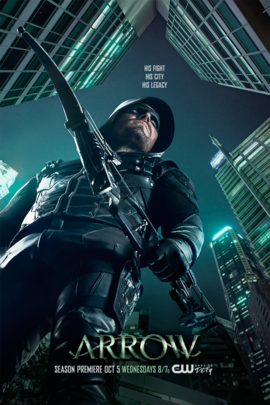 Watch Movie Arrow - Season 5