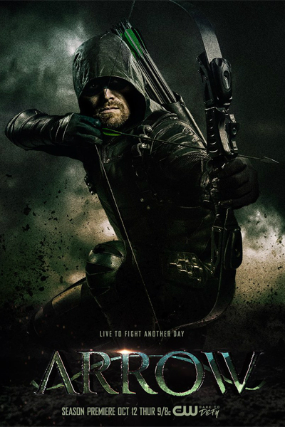 Watch Movie Arrow - Season 8