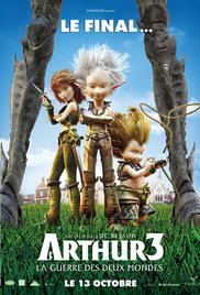 Watch Movie Arthur 3: The War of the Two Worlds