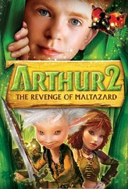 Watch Movie Arthur and the Revenge of Maltazard