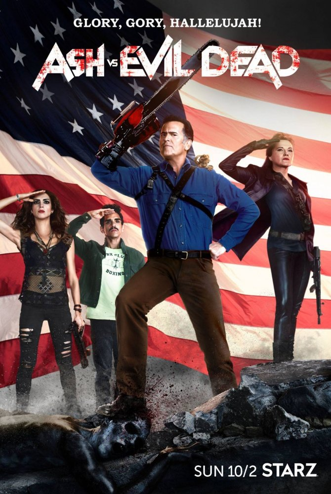 Watch Movie Ash vs Evil Dead - Season 2
