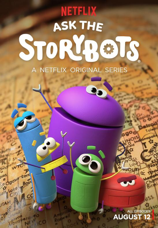 Watch Movie Ask the StoryBots - Season 01