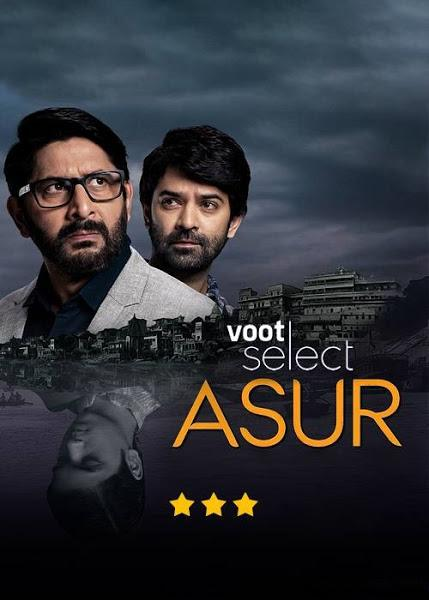 Watch Movie Asur: Welcome to Your Dark Side - Season 1