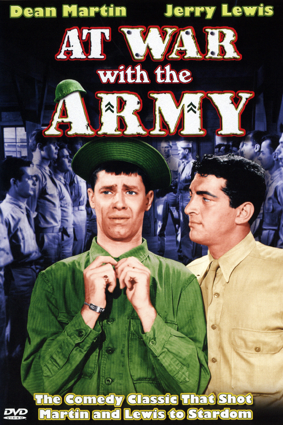 Watch Movie At War with the Army
