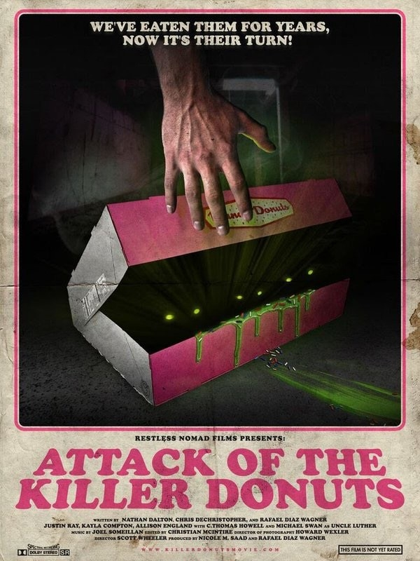 Watch Movie Attack of the Killer Donuts