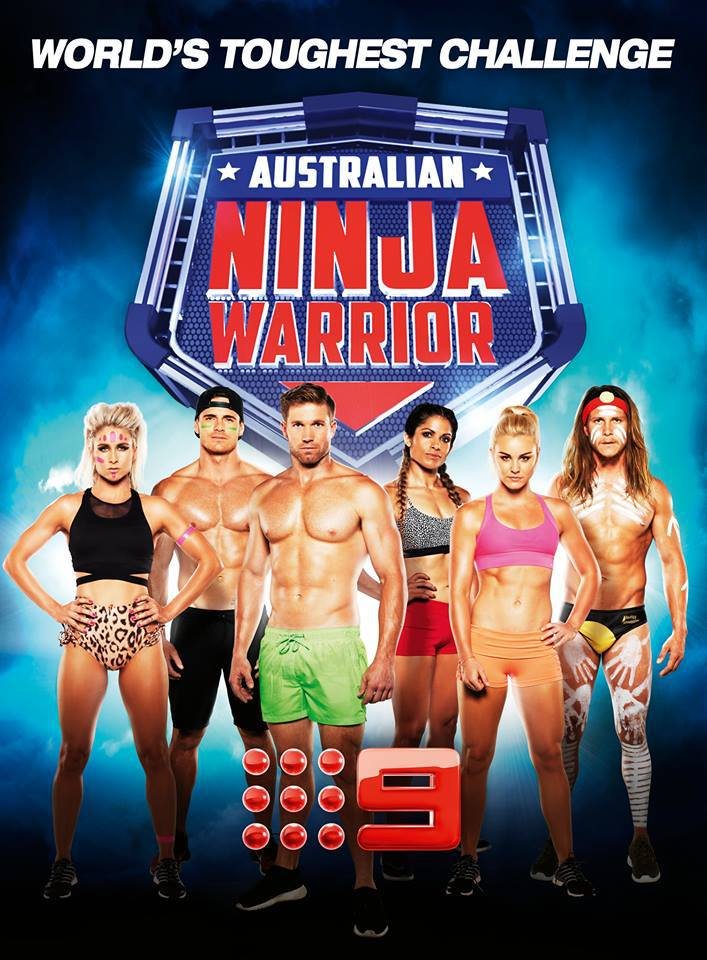 Watch Movie Australian Ninja Warrior - Season 2