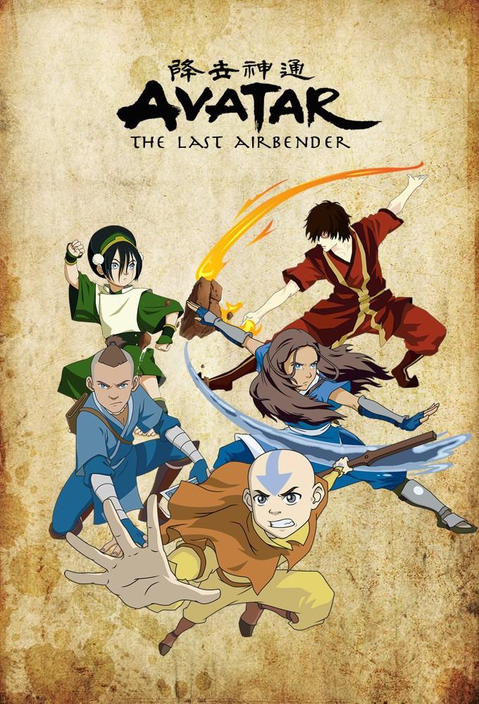 Watch Movie Avatar: The Last Airbender - Book 1: Water