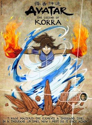 Watch Movie Avatar: The Legend of Korra - Book 3: Change