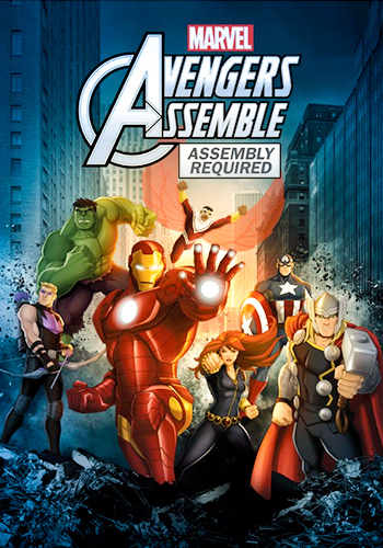 Watch Movie Avenger Assemble - Season 1