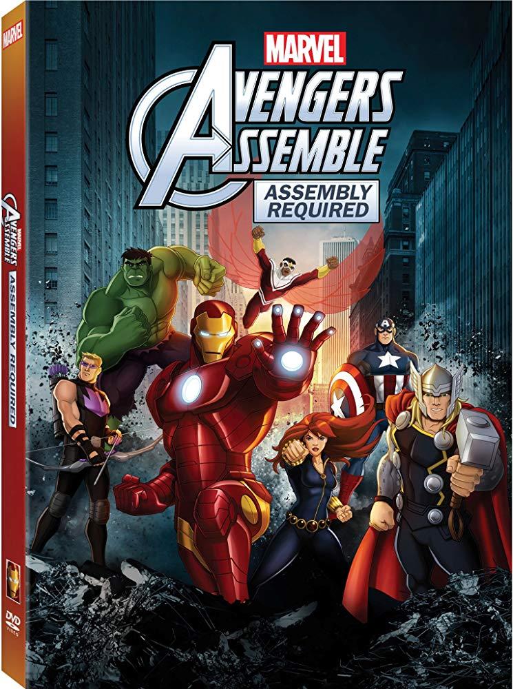 Watch Movie Avengers Assemble - Season 5