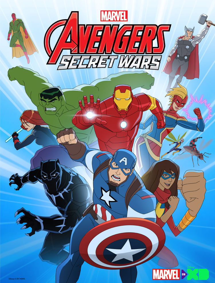 Watch Movie Avengers Assemble: Secret Wars - Season 4