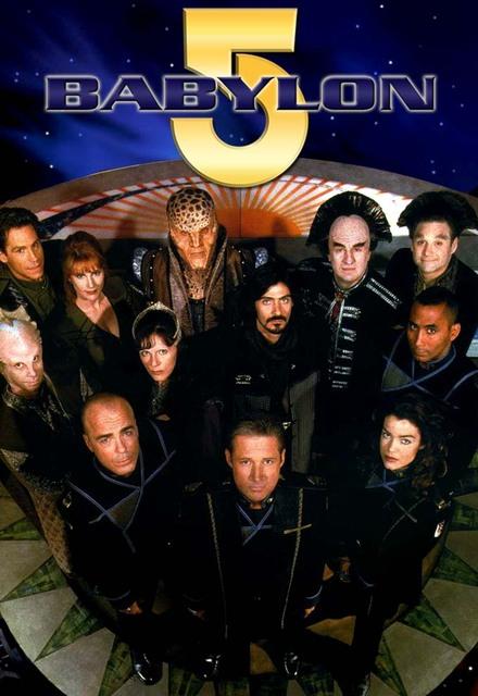 Watch Movie Babylon 5 - Season 2