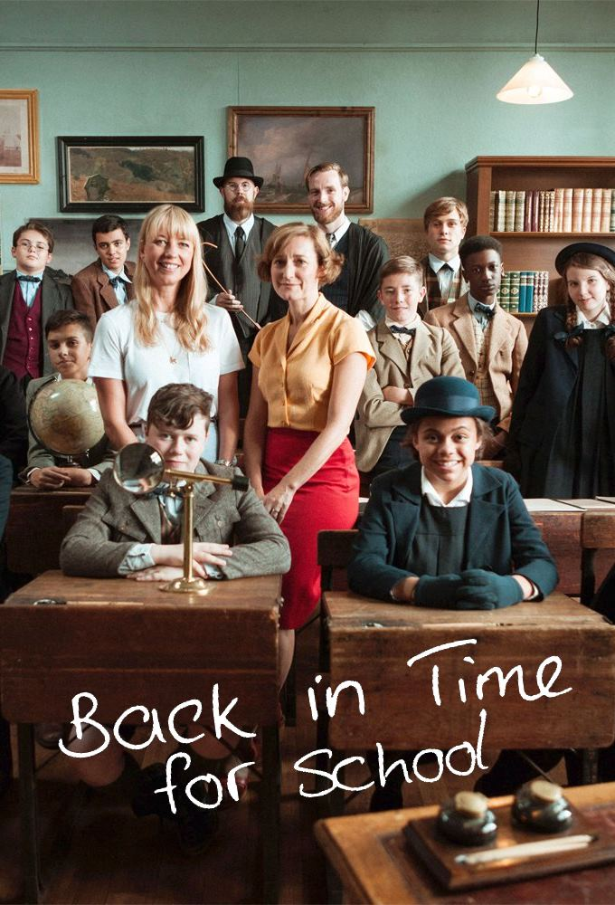 Watch Movie Back In Time For School - Season 1