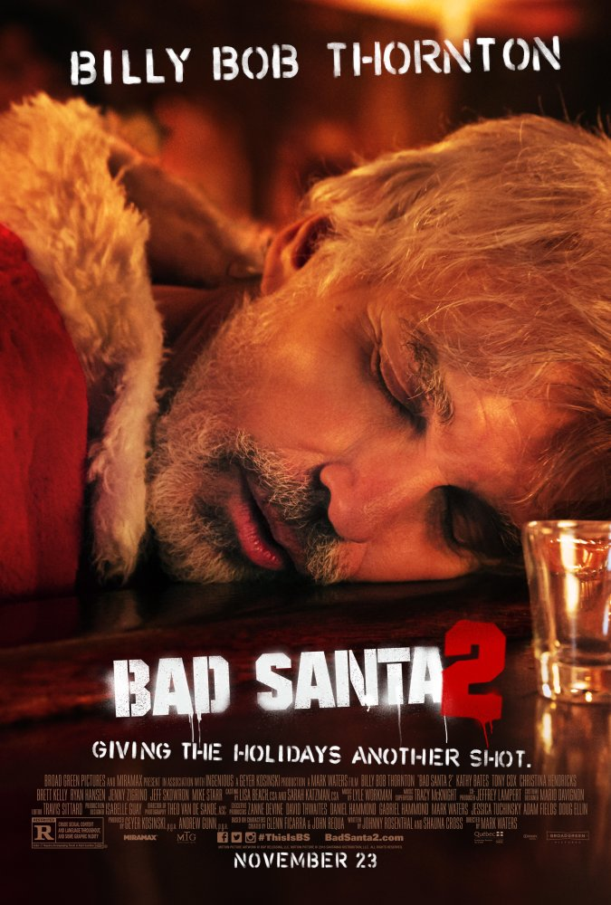 Watch Movie Bad Santa 2