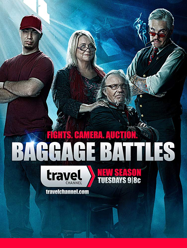 Watch Movie Baggage Battles - Season 2