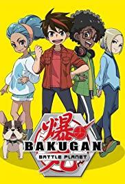 Watch Movie Bakugan: Battle Planet - Season 1