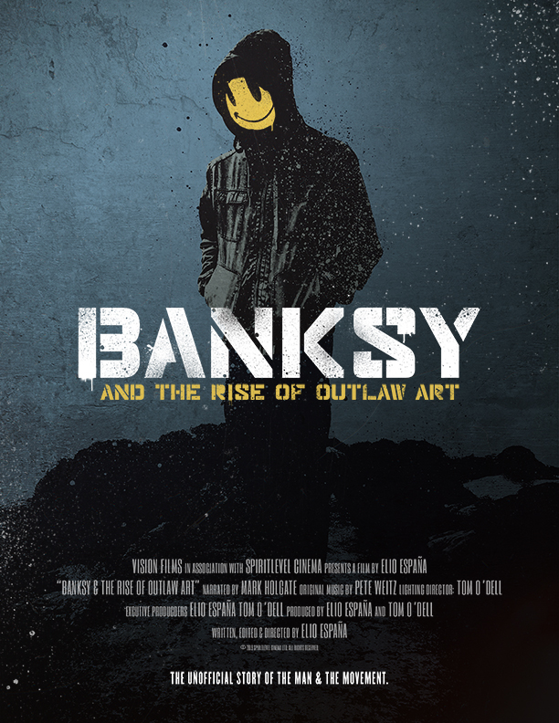 Watch Movie Banksy and the Rise of Outlaw Art