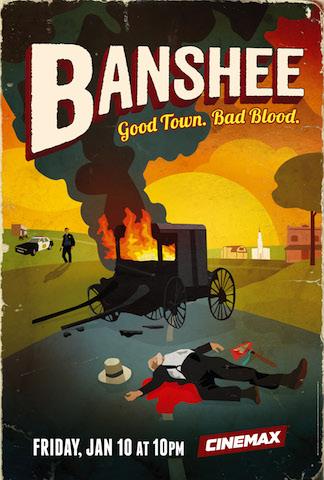 Watch Movie Banshee - Season 2