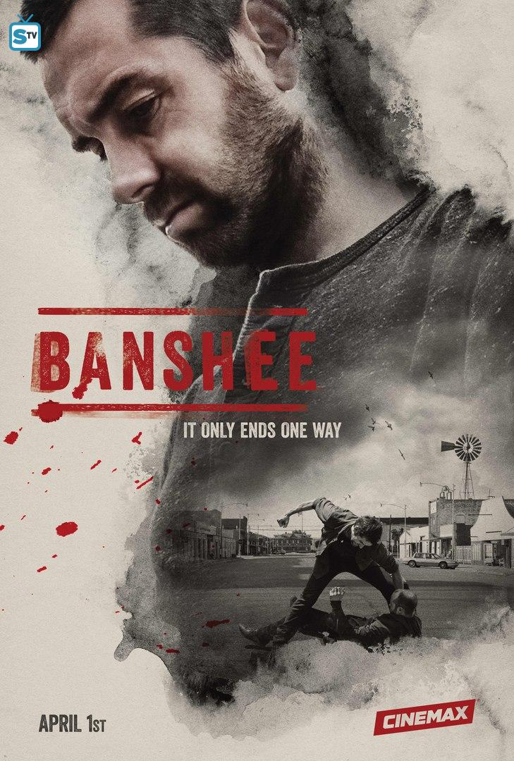 Watch Movie Banshee - Season 4