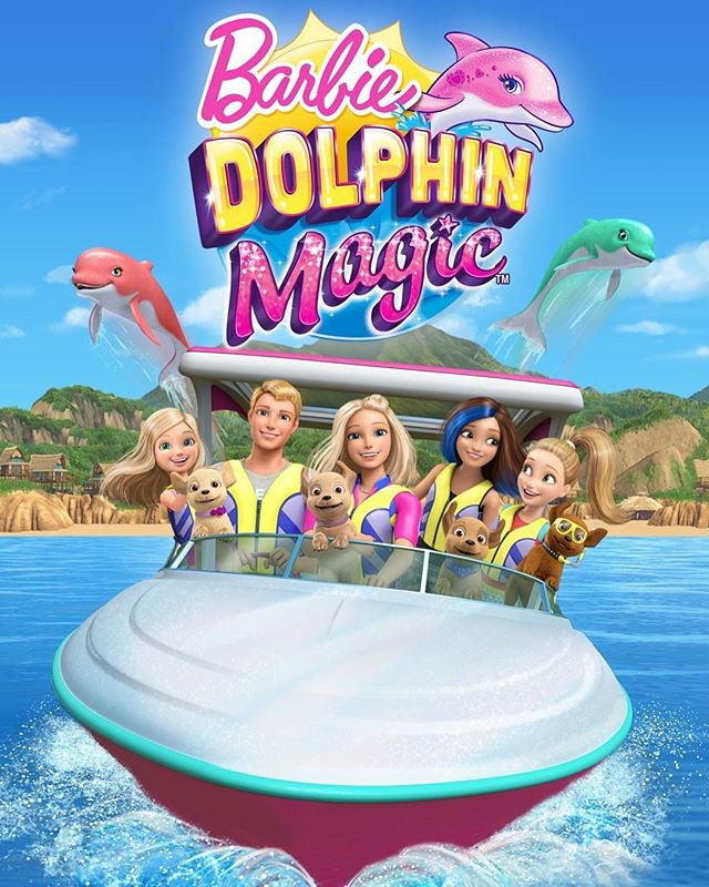 Watch Movie Barbie: Dolphin Magic