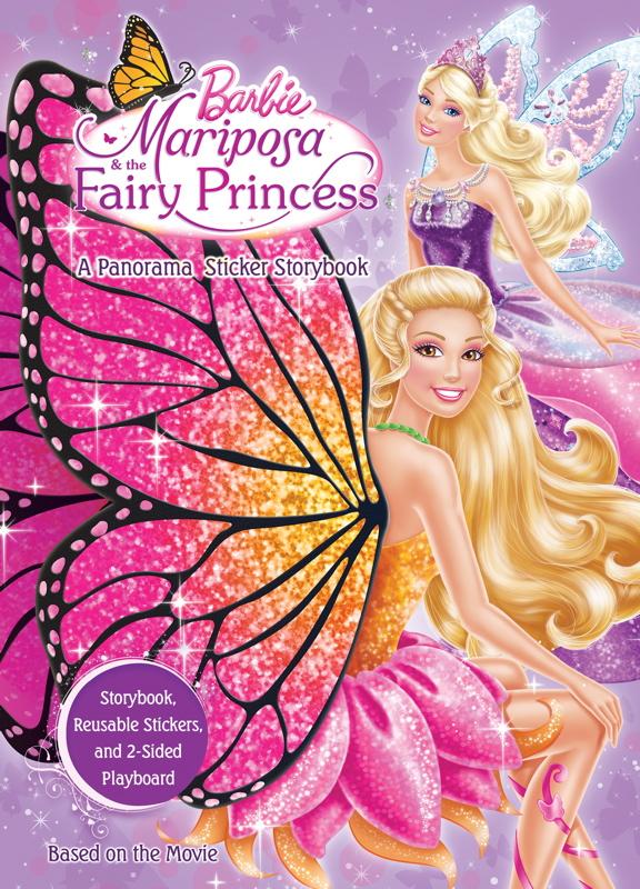 Watch Movie Barbie Mariposa and the Fairy Princess