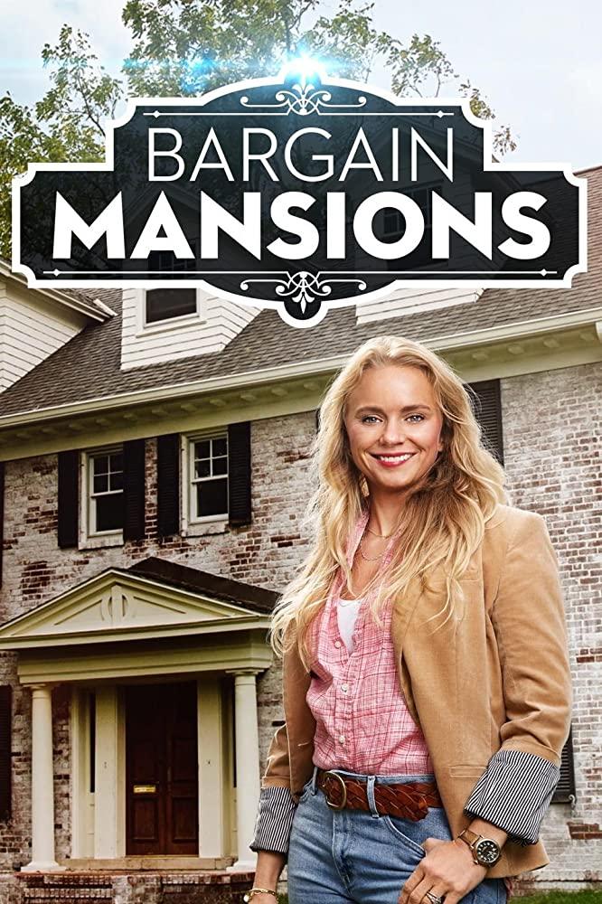 Watch Movie Bargain Mansions - Season 3