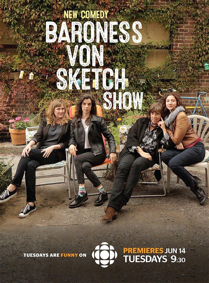 Watch Movie Baroness von Sketch Show - Season 2