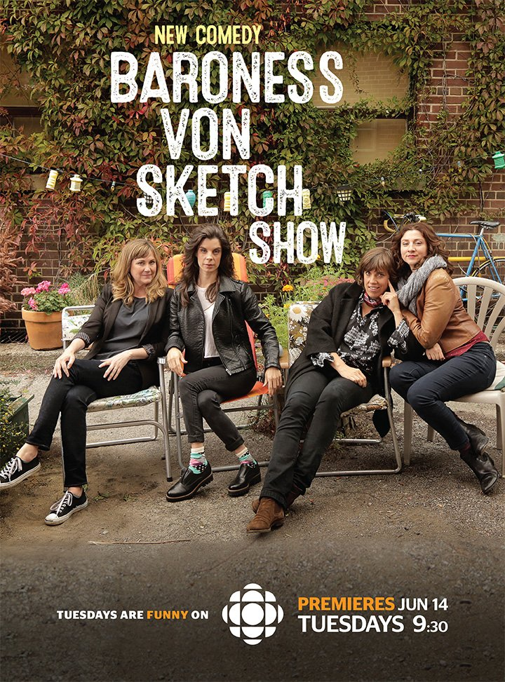 Watch Movie Baroness von Sketch Show - Season 3