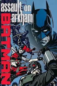 Watch Movie Batman: Assault On Arkham